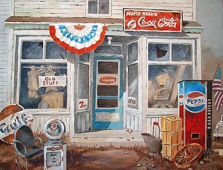 Old Stuff by Tony Caviston