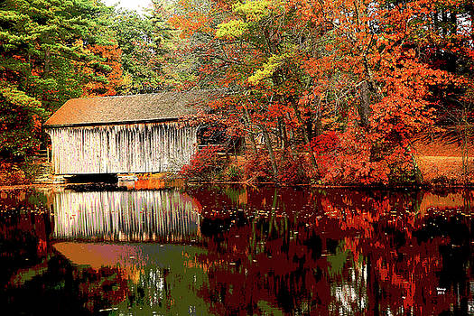 Old Sturbridge by Charles Shoup