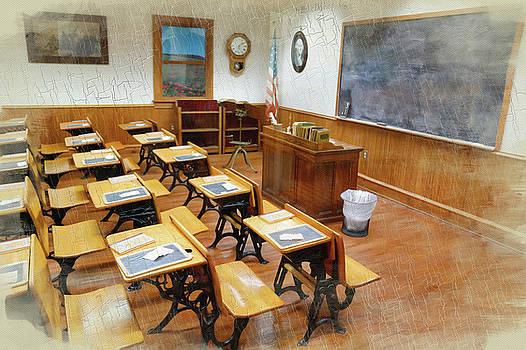 Old-time Education by Stephen Schwiesow