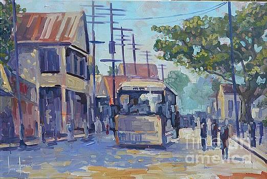 Old Time Kingston  series by Jeffrey Samuels
