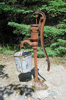 Gary Wonning - Old time pump