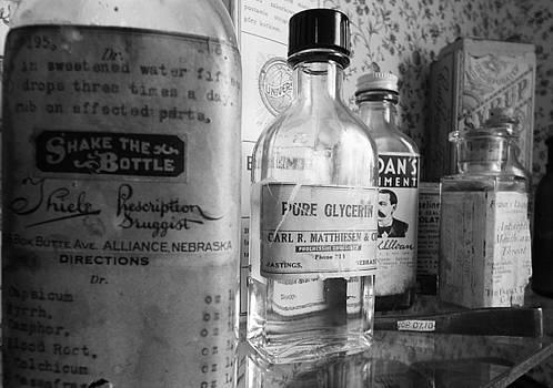 Old Time Remedy by Caryl J Bohn