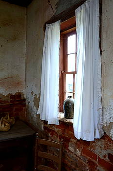 Old time window by Charles Bacon Jr