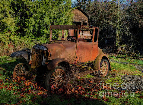 Old Timer by Jim Hatch