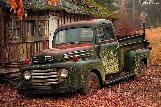 Old Timer by Scott Fracasso