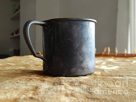 Old Tin Cup by Phil Perkins