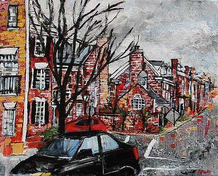 Old Town Alexandria 4 201711 by Alyse Radenovic