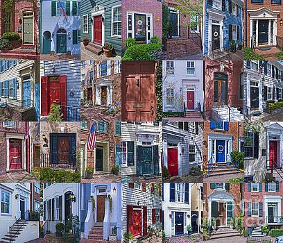 David Zanzinger - Old Town Alexandria Historic Doors