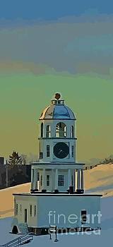 John Malone - Old Town Clock