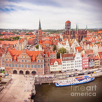 Mariusz Talarek - Old Town Gdansk