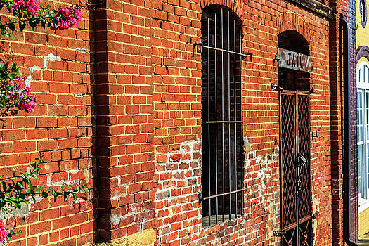 Old Town Jail by Doug Camara