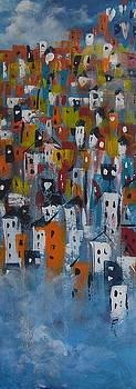 Old Town by Lynne Bishop