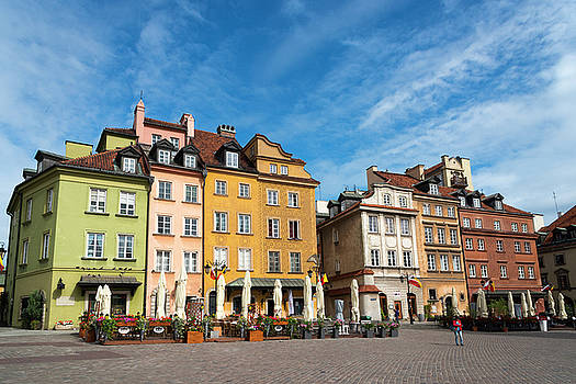 Old Town Warsaw by Chevy Fleet