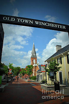 Jost Houk - Old Town Winchester