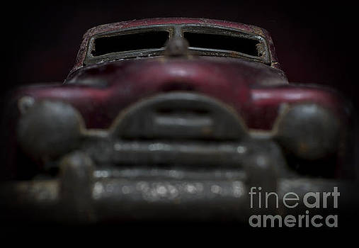 Old Toy Car by Art Whitton