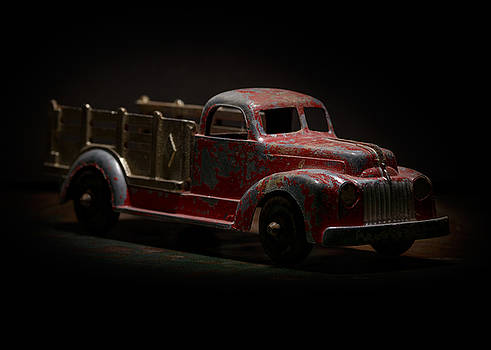 Art Whitton - Old Toy Pick Up Truck