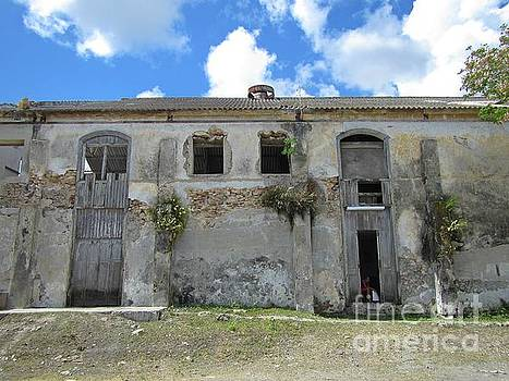 John Malone - Old Train Station in Santa Lucia Cuba