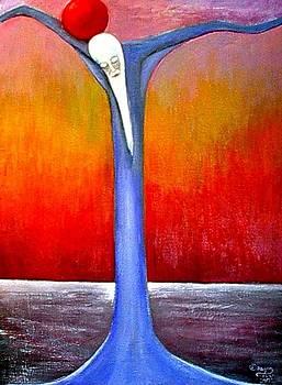 Old tree by Patricia Velasquez de Mera