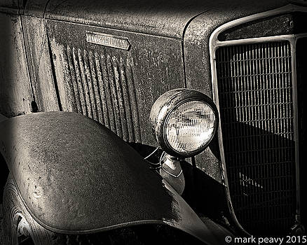 Old Truck by Mark Peavy