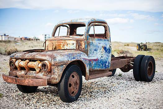 Silvia Bruno - old truck