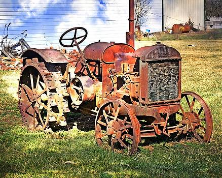 Marty Koch - Old Tyme Tractor