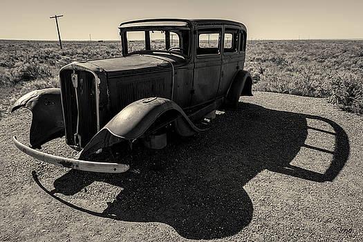David Gordon - Old Vehicle VI Toned