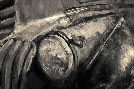 David Gordon - Old Vehicle VIII Toned