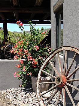 Old Wagon Wheel by Gordon Beck