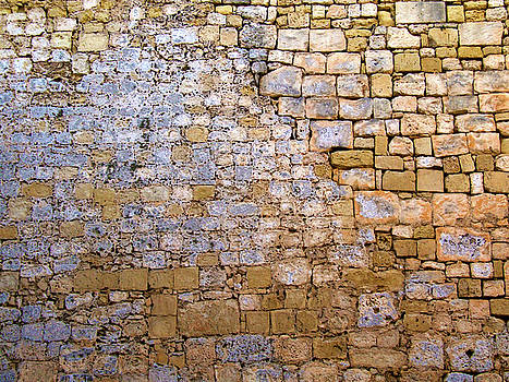 Old Wall by Mary Attard