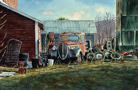Old Warwick by Tom Hedderich
