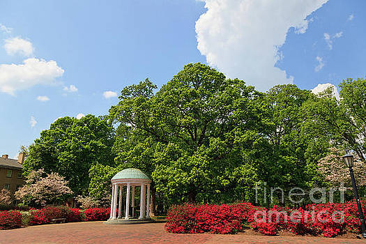Old Well at UNC Chapel Hill by Jill Lang