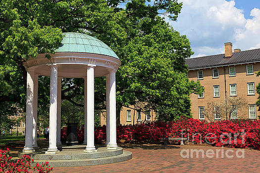Old Well in Chapel Hill by Jill Lang