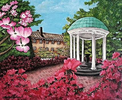 Old Well UNC Chapel Hill by Heather  Gillmer