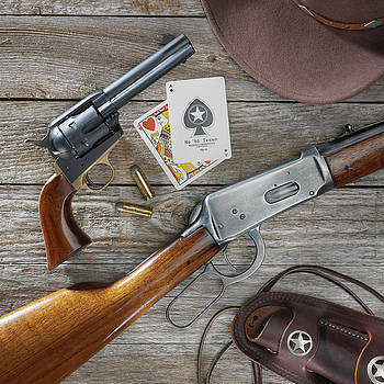 Jerry McElroy - Old West Weapons