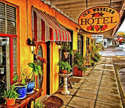 Thom Zehrfeld - Old Wheeler Hotel