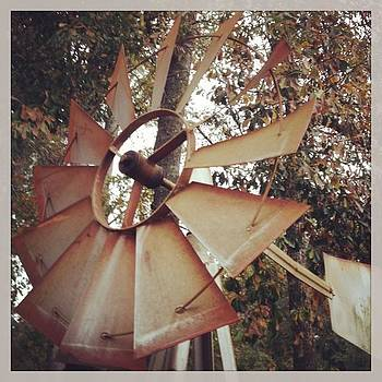 Old Windmill. #like #follow #followme by Shyann Lyssyj