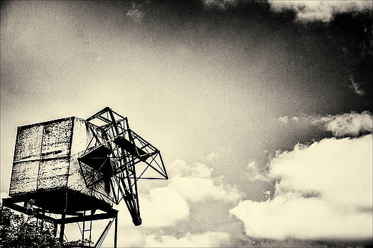 Old Windmill by Wendy Chapman