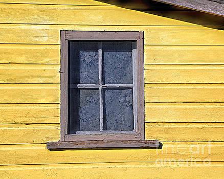 Jon Burch Photography - Old Window
