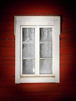 Old window by Jouko Lehto
