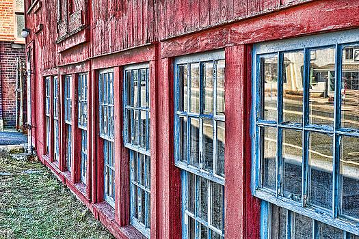 Edward Sobuta - Old Windows