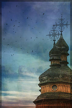 Matt Create - Old Wooden Church