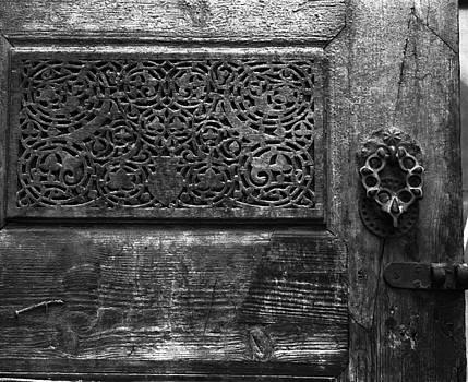 Bernice Williams - Old Wooden Door