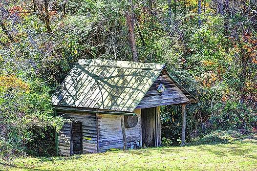 Old Wooden House by Savannah Gibbs