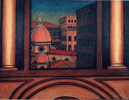Old World View by Daniel McKinley