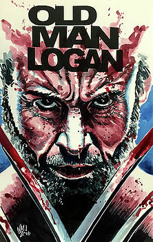 OldManLogan by Ken Meyer jr