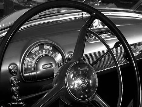 Olds Dashboard by Audrey Venute