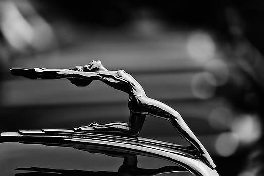 Carol Leigh - Oldsmobile 1933 Hood Ornament