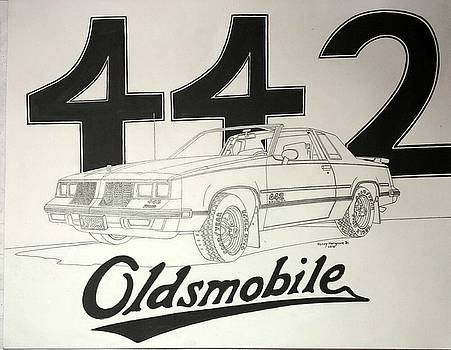 Oldsmobile in you, Part 1 by Henry Hargrove