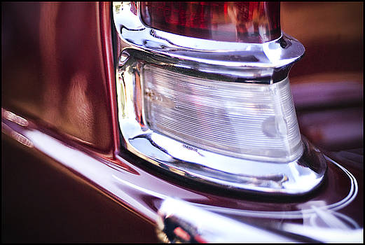 Oldsmobile red by Tina Zaknic - Xignich Photography