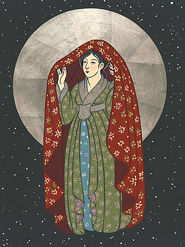 Olga's Kuan Yin 204 by William Hart McNichols